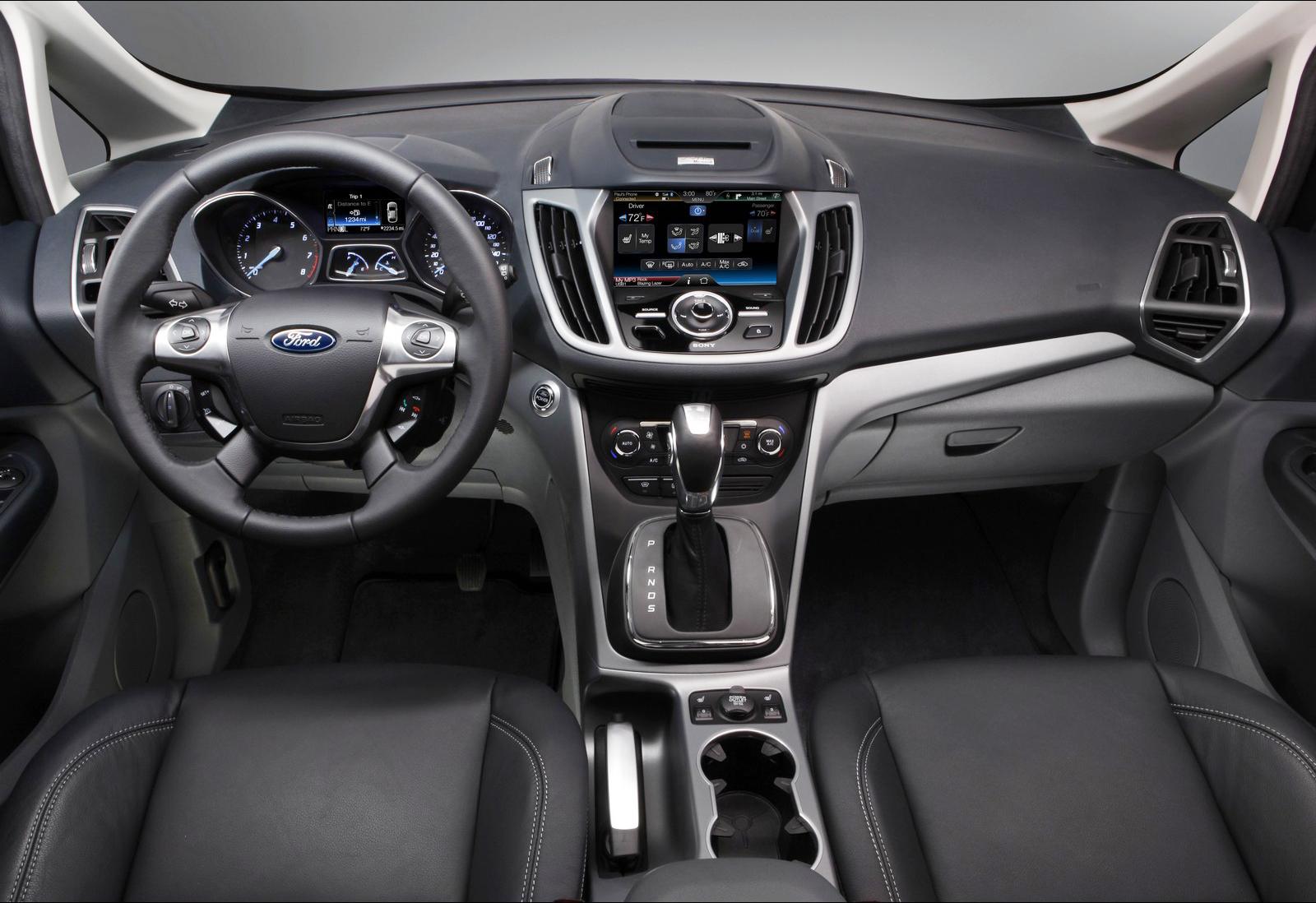 Ford C-Max Interior Image