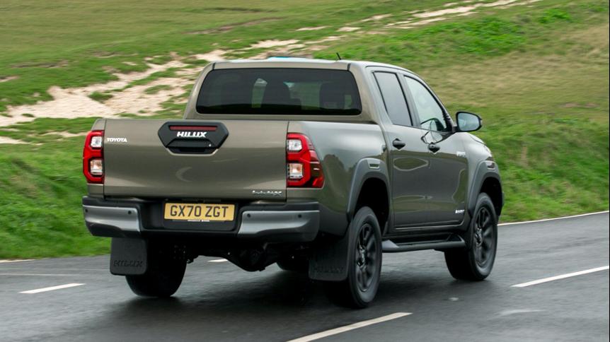 Toyota Hilux : Toughest Pickup Truck   Good Auto Blog