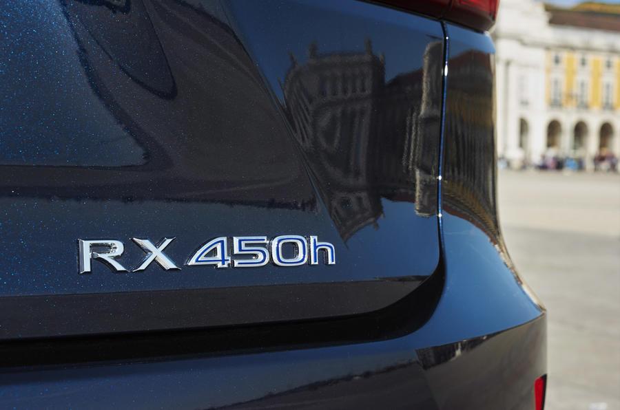 Lexus RX 450h   Good Auto Blog