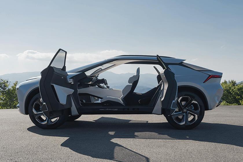 Mitsubishi Reborn Evolution - Power and Design