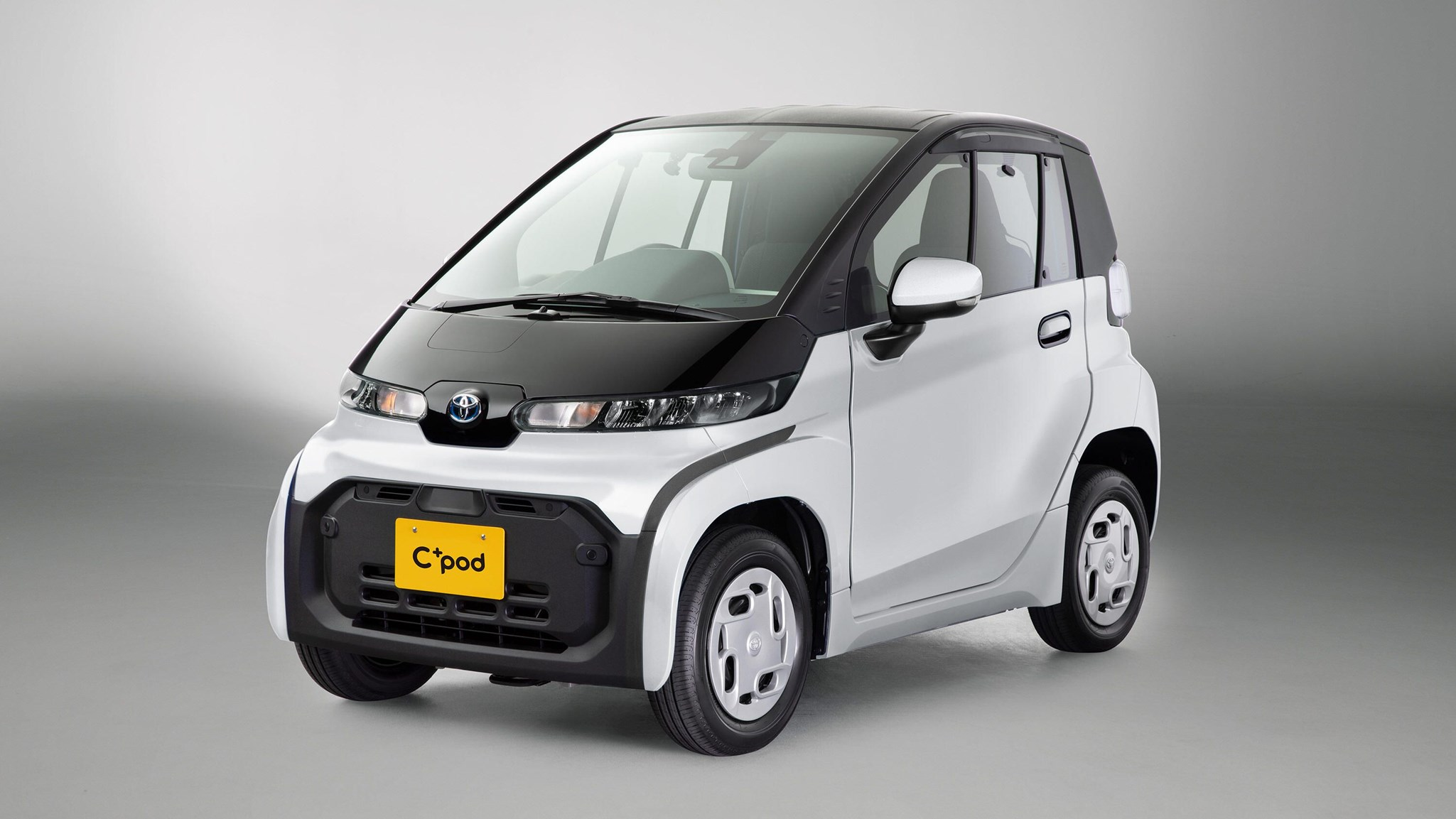 Toyota C+ Pod: Toyota's first proper EV is not what you might expect