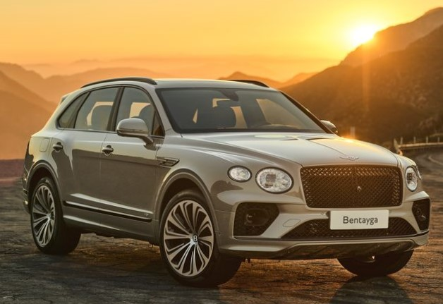 Bentley's sales record- EXTERIOR
