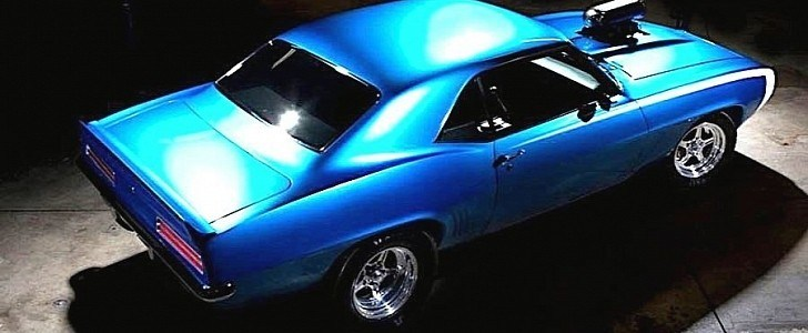 1969, Chevrolet Camaro  Exterior