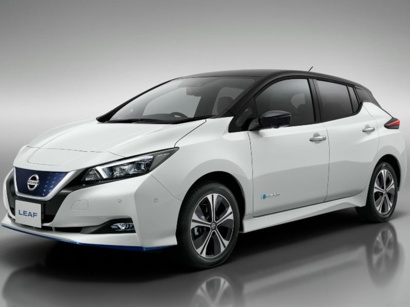 Nissan  new models in key business