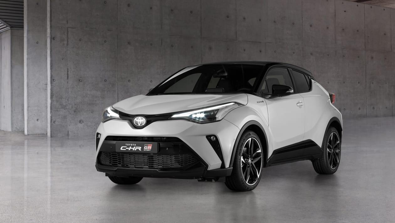 2021 Toyota Model C-HR GR Sport Exterior