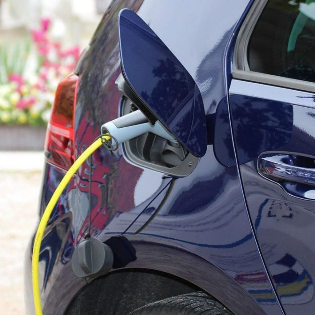 AESSEAL Electric vehicle charging station