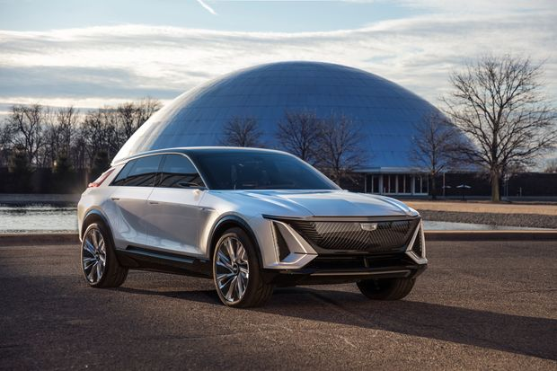 General Motors plans to be going all-electric