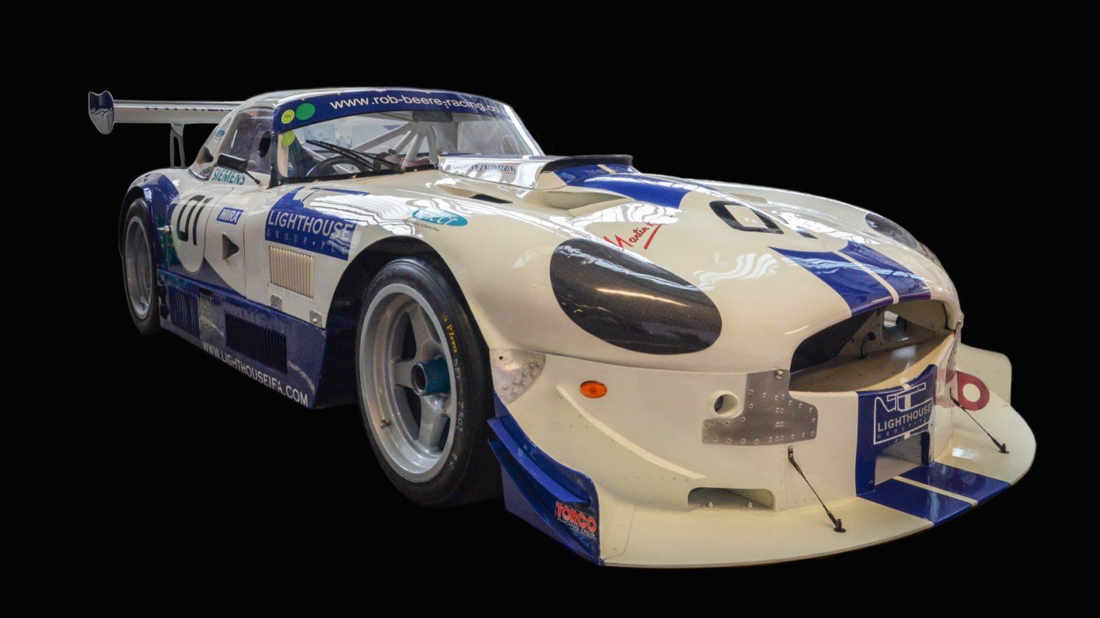 Jaguar E-Type  racing car