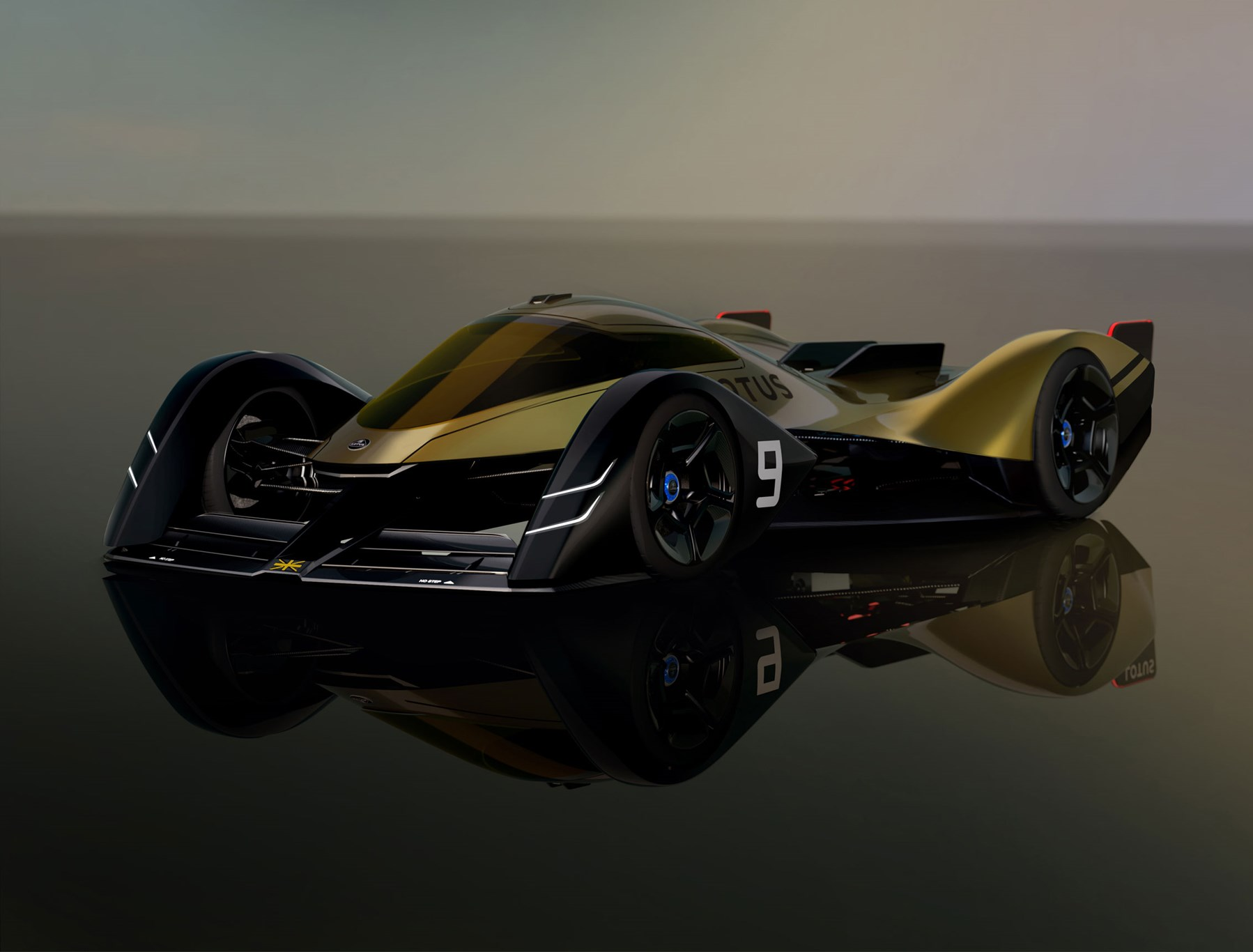 Lotus E-R9 Next Generation