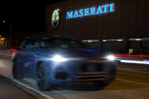 Maserati Grecale new model
