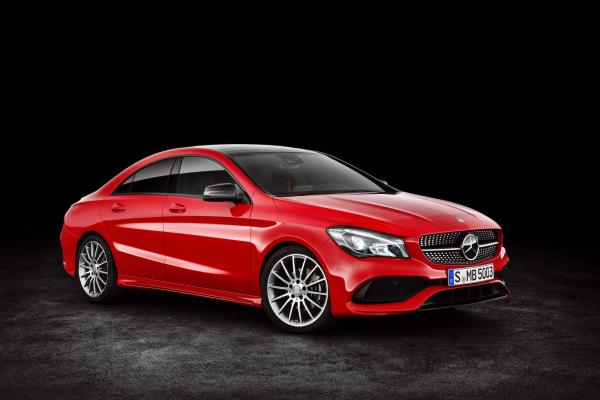 Mercedes benz CLA Exterior