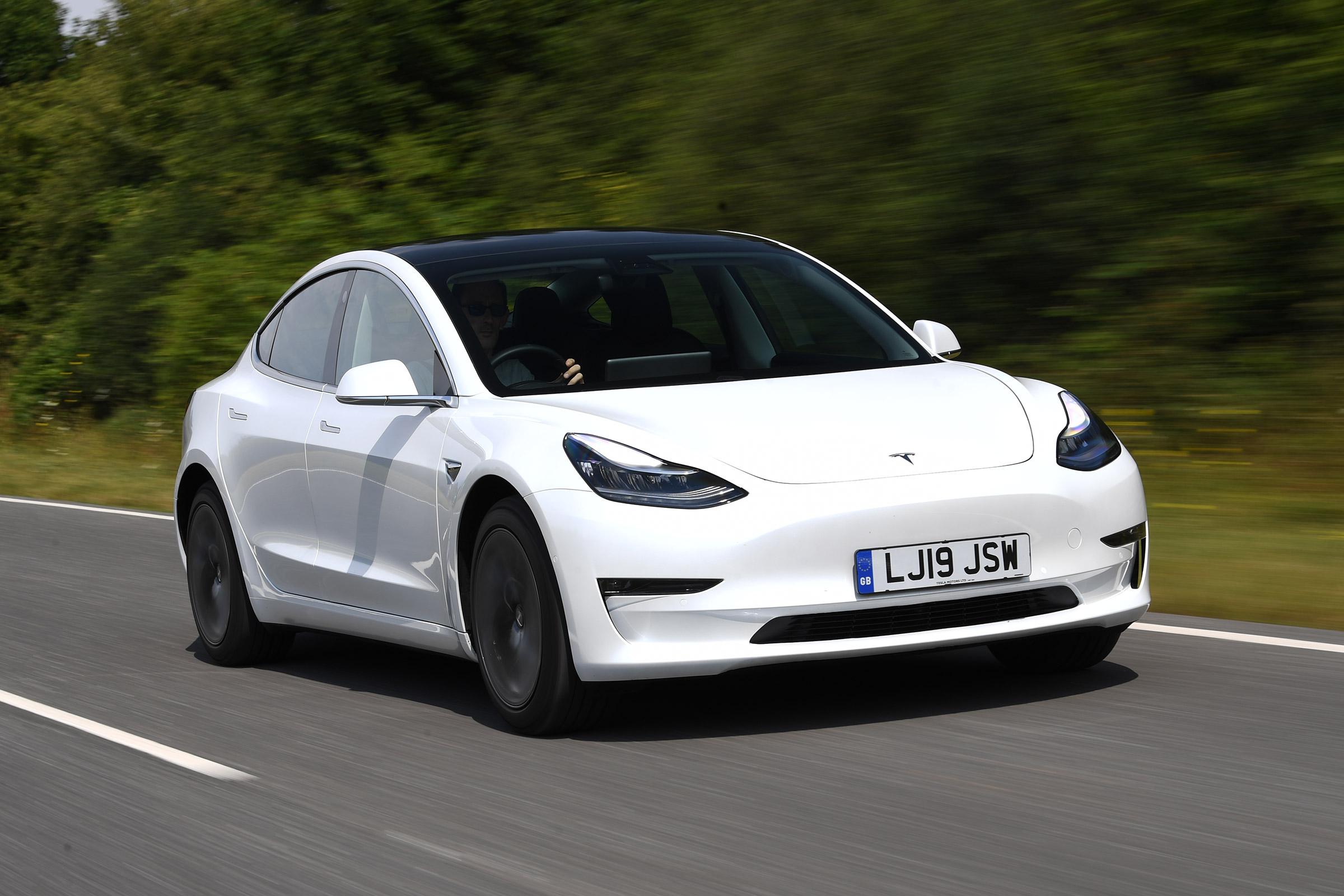 Tesla model 3 will be traded internationally