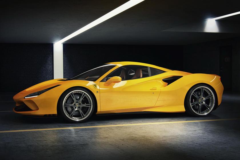 Most Stunning Ferrari F8 Tributo