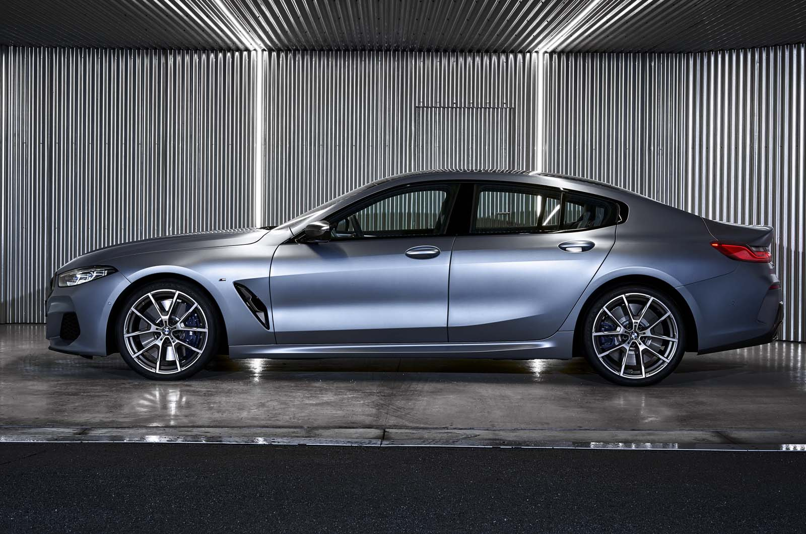 BMW 8 Series Coupe Facelift
