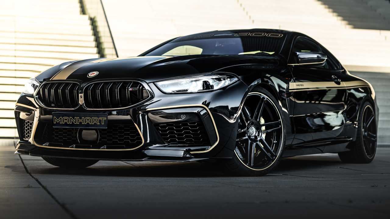 BMW M8 has now hit the jackpot