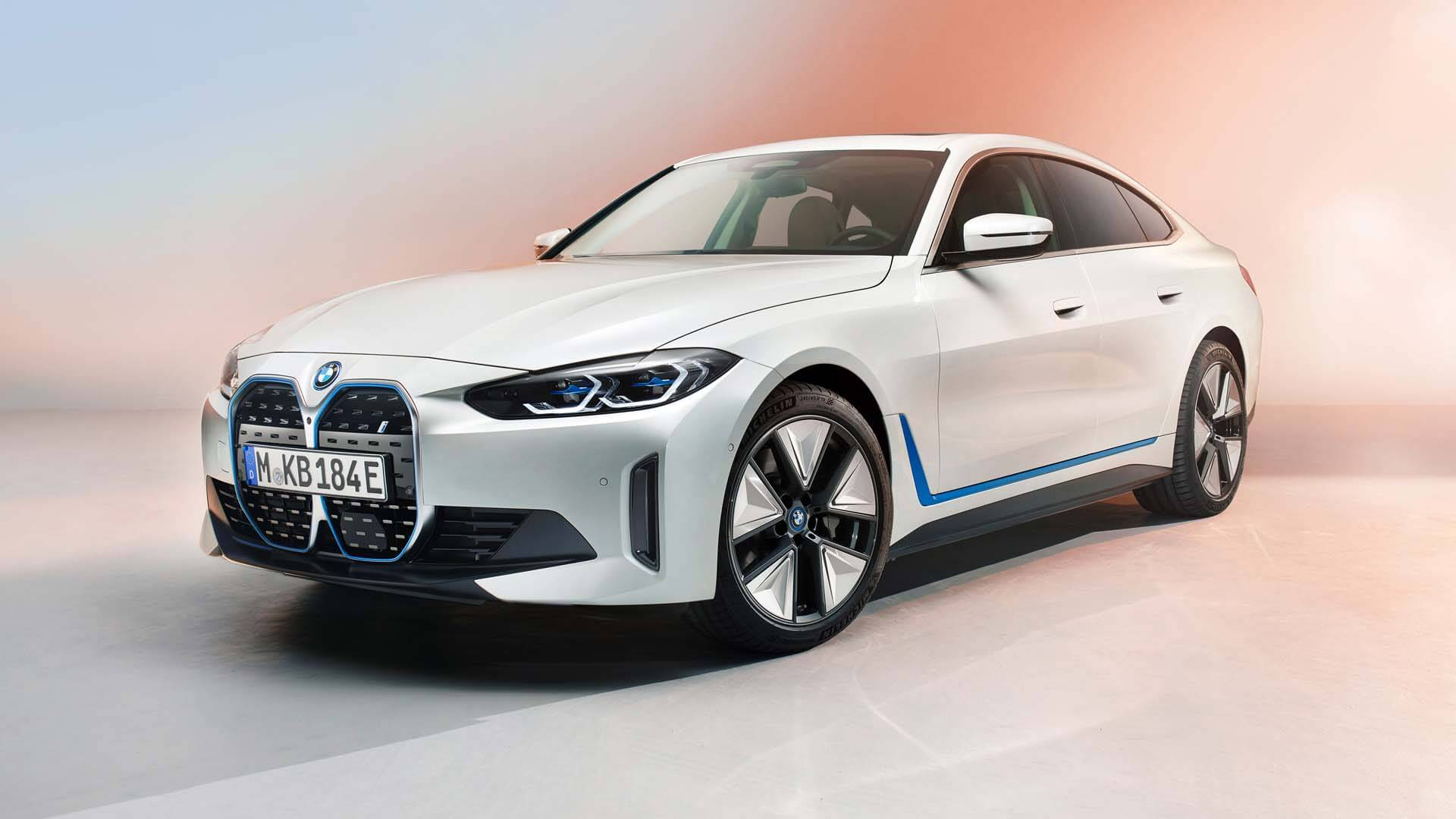 2022 BMW i4 launching