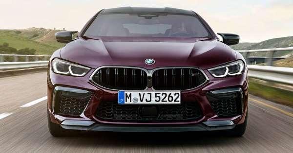 THE new BMW iDrive 8 system