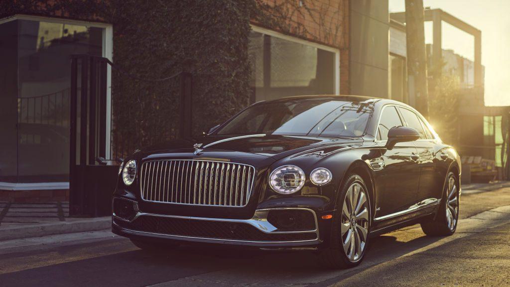 Bentley now recalls the flying super vehicle