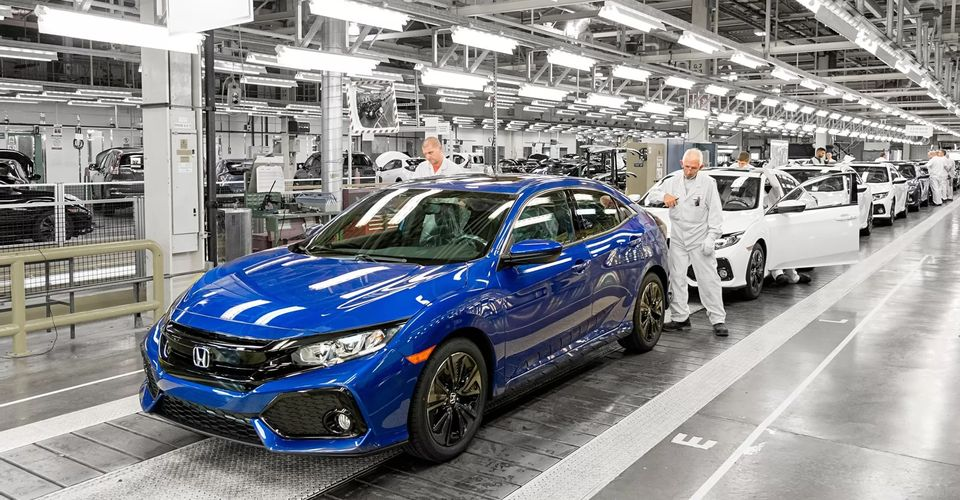 Honda is now going to sell UK plant
