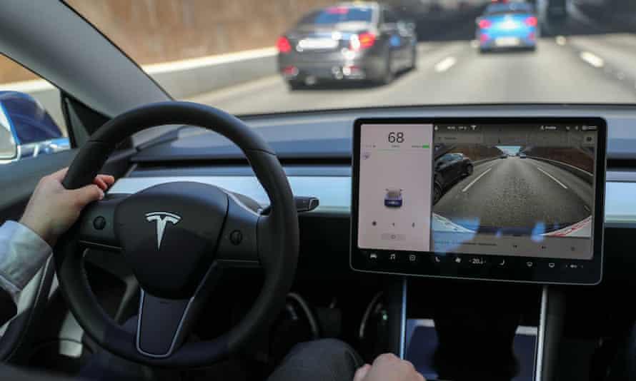 Tesla stock is not well