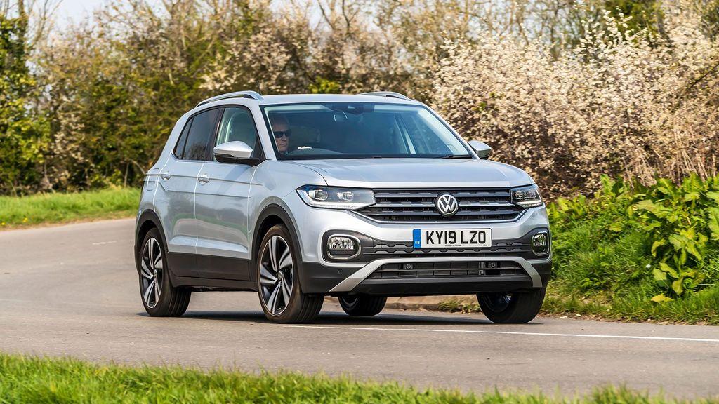 the first look of new Volkswagen T-Cross