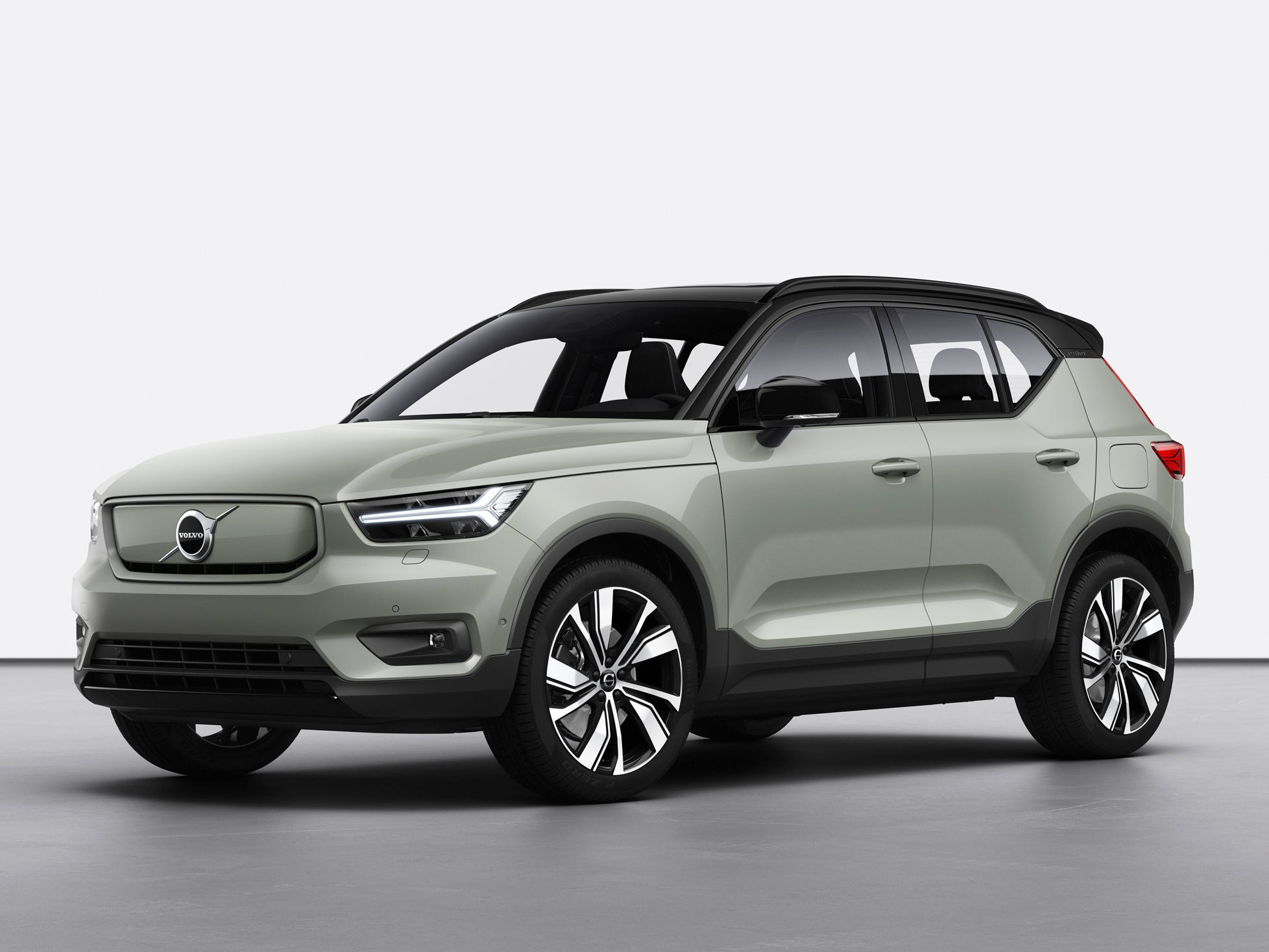 Volvo company plans to go all electric