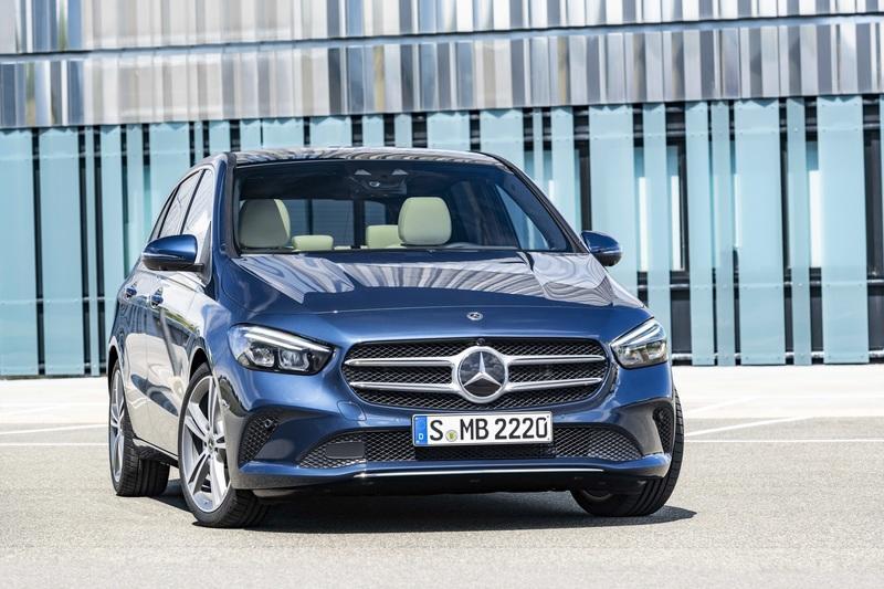 Mercedes-Benz B Class - Safety Features - GoodAutoDeals
