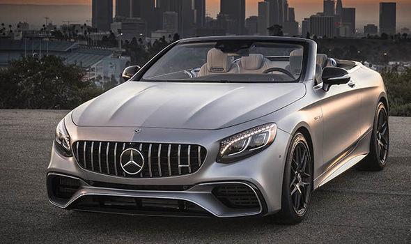 Mercedes S-Class Cabriolet- safety features - GoodAutoDeals