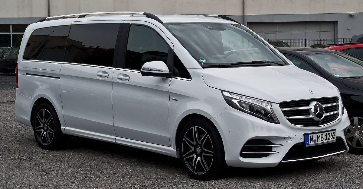 Mercedes V-Class- Exterior- GoodAutoDeals