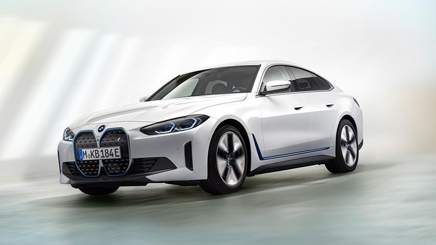 BMW i4 has now challenge  Tesla Model S