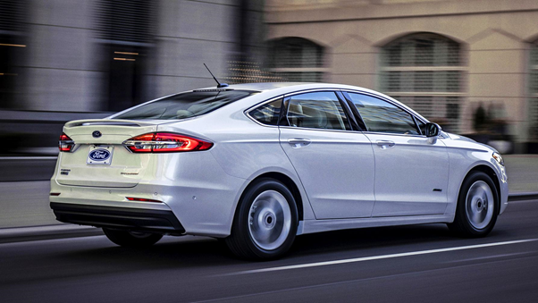 Ford Fusion - Driving and handling