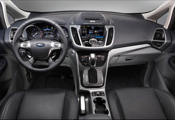 Ford C-Max- Interior- GoodAutoDeals