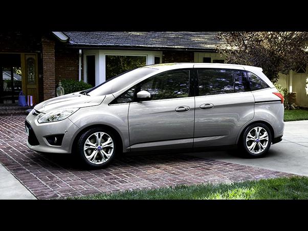 Ford C-Max- Exterior- GoodAutoDeals