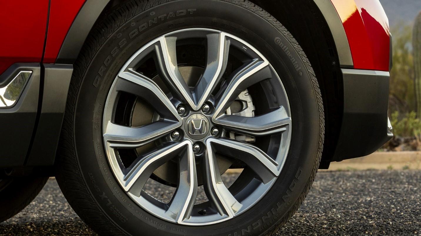 Honda CR-V exterior - GoodAutoDeals