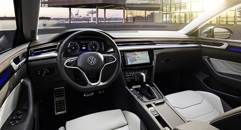 Volkswagen Arteon - Interior- GoodAutoDeals
