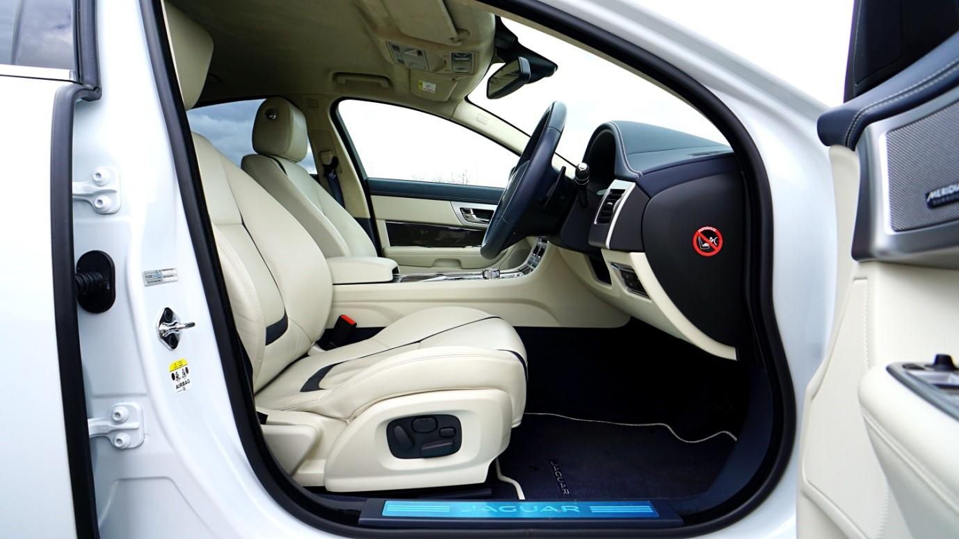 Jaguar XF - safety Features - GoodAutoDeals