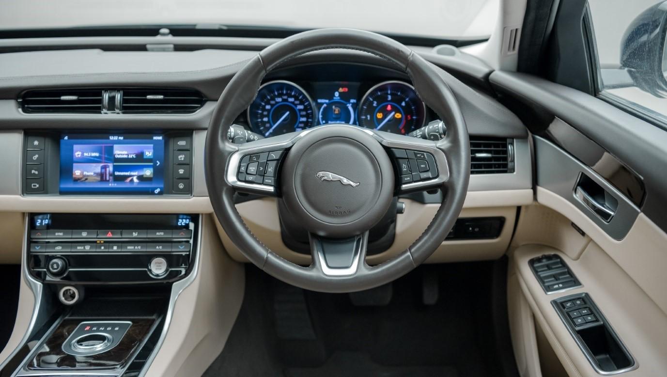 Jaguar XF- Interior- GoodAutoDeals