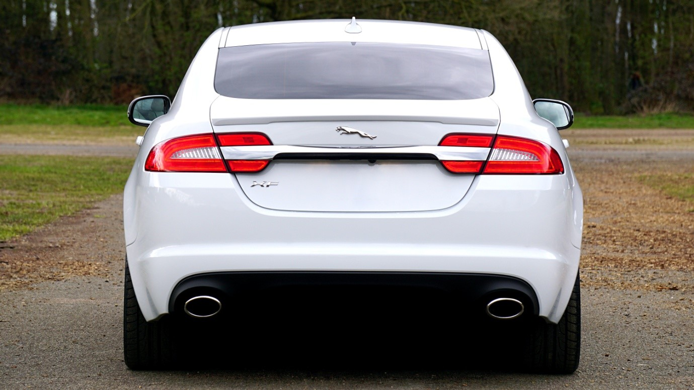 Jaguar XF - trunk - GoodAutoDeals