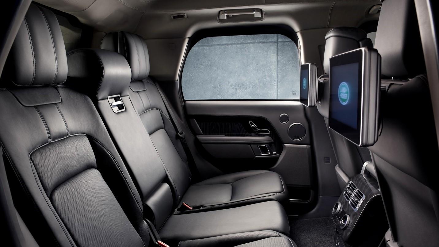 Range Rover -interior - GoodAutoDeals