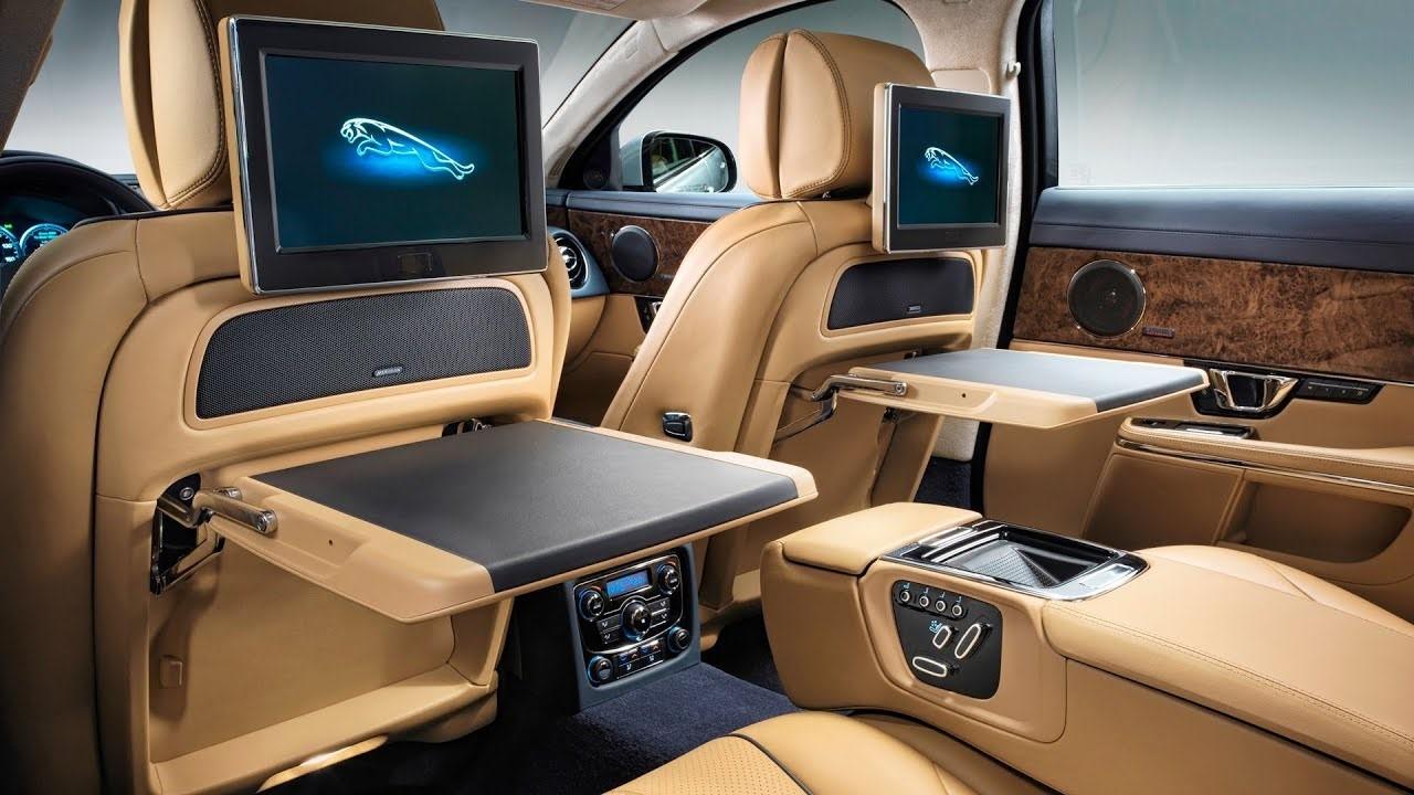 Jaguar XJ- Interior - GoodAutoDeals