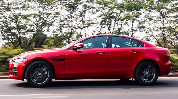 Jaguar XE 2020 Compact - exterior - GoodAutoDeals