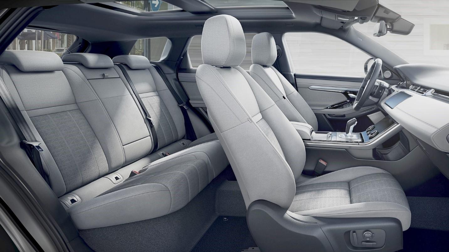 Range Rover Evoque- interior - GoodAutoDeals