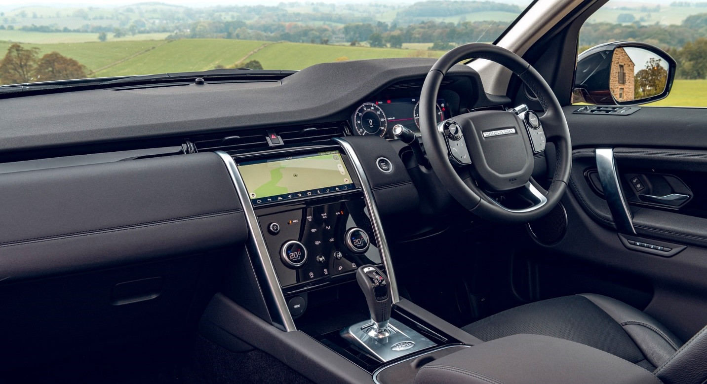 Land Rover - Interior- GoodAutoDeals