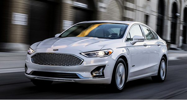 Ford Fusion- exterior
