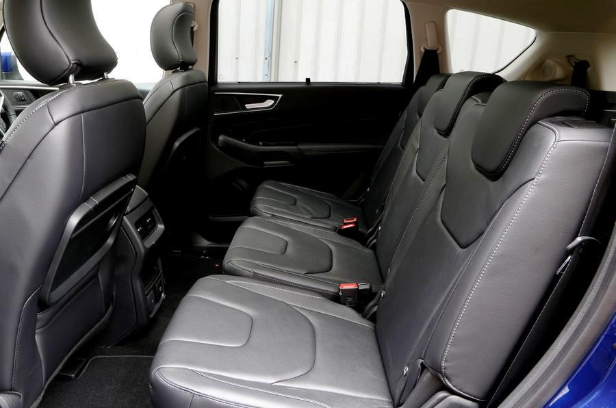 Ford S-Max  interior - GoodAutoDeals