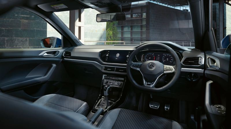 Interior- Volkswagen T-cross- GoodAutoDeals '