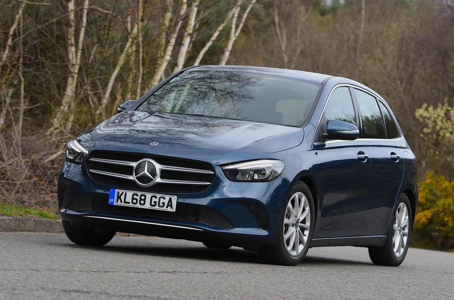 Mercedes-Benz B Class - specifications- GoodAutoDeals