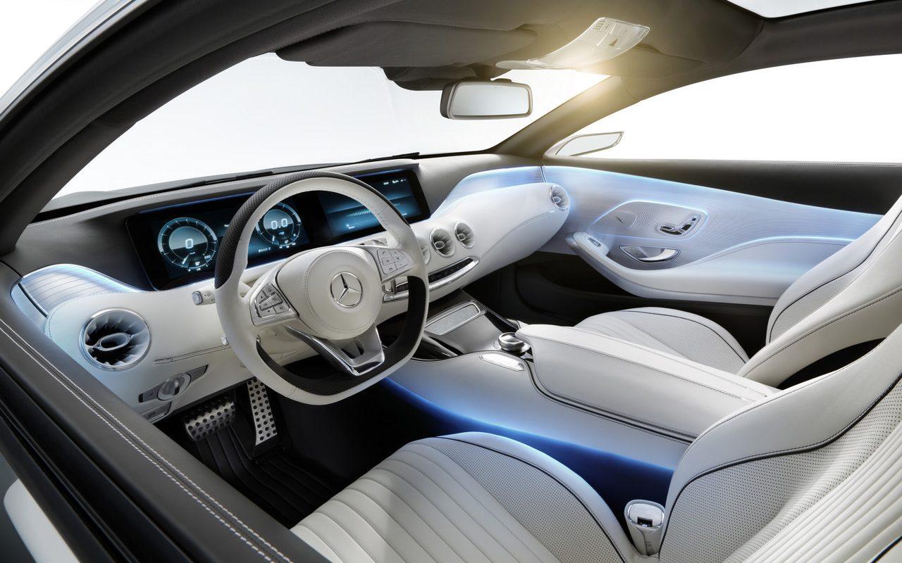 Mercedes S Class arbiolet- Interior view - GoodAutoDeals