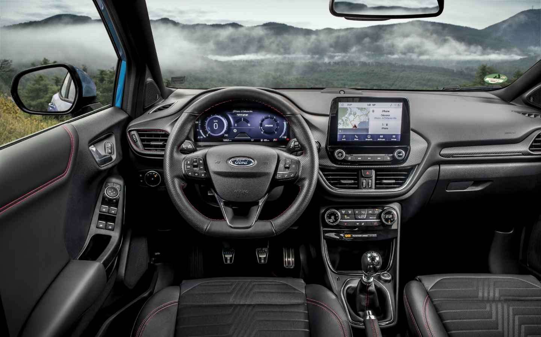 Ford Puma- Interior- GoodAutoDeals