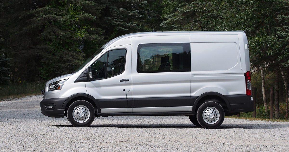 Ford Transit - exterior - GoodAutoDeals